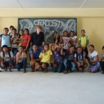 Me, Miss Abby (red top) and Grade 8A